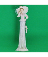 "Beautiful 2001 Popular Imports ""Putting On The Ritz"" Tassel Doll, Item 6... - $9.95"