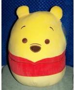 "Squishmallows Disney Winnie the Pooh WINNIE 14""H NWT - $38.50"