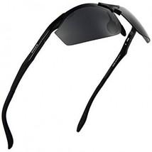 SOXICK Polarized Sunglasses For Men Women - Adjustable Metal Frame Driving (FDA - $72.74