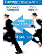 Catch Me If You Can DVD, 2-Disc Set, Leonardo DiCaprio, Tom Hanks - $2.99