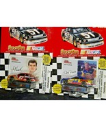 NASCAR Racing Champions Joe Nemechek #87 and Jeff Purvis #44 AA20-NC8107 - $29.95