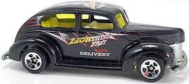 Hot Wheels - Fat Fendered '40: '01 Truck Stoppers 5-Pk Exclusive *Black ... - $3.00