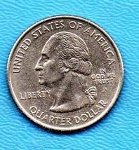 2004 P Michigan State Washington Quarter - circulated Near Brillant - $1.25