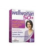 Vitabiotics - Wellwoman 50+  30 VTabs - $11.98
