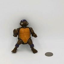 1988 Vintage vtg Donatello TMNT Action Figure Loose Playmates Toys - $5.72