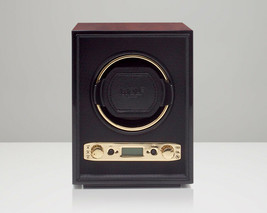 WOLF Meridian 2.7 Single Burlwood Watch Winder Box 453810 Free US Shipping - $259.00