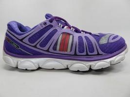 Brooks Pure Flow 2 Size US 9 M (B) EU 40.5 Women's Running Shoes Purple Pink