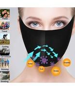 2pcs Pink Face Mask Washable Reusable Unisex Adult  - $8.90