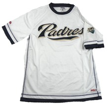 Medium Men's San Diego Padres Jersey MLB Baseball Treasured Poly Pullover NEW