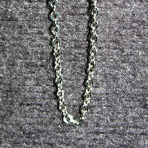 Fine Plated Neck Chain image 2