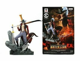 Banpresto One Piece 48057 Colosseum SCultures: Dracule Mihawk Figure - $51.65