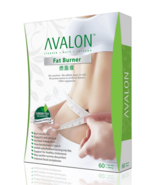 AVALON Fat Burner 60 veg capsules Burn Fats & Weight Control FREE SHIPPING - $189.50
