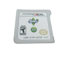 Nintendo 3DS The Sims 3 Video Game Cartridge ONLY Tested & Works - $18.60