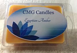 Egyptian Amber Wax Melt - $2.00
