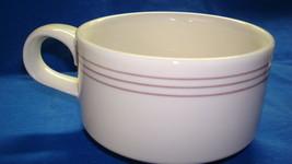 Pottery Homer Laughlin China Jumbo 12 oz Coffee-Soup-Chili-Restaurant-2 ... - $24.70