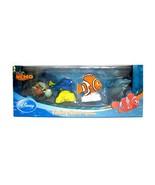 Disney Pixar Finding Nemo Figurines figures Beverly Hills Teddy Bear Co,... - $24.95