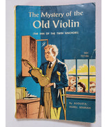 The Mystery of the Old Violin Augusta Seaman 1963 Book Scholastic - $7.25