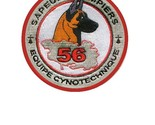 6 equipe cynotechnique bretagne french fire department velcro 3.75 x 3.75 in 10.99 thumb155 crop