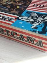 "Vintage 30s Jaymar Americana Puzzle- #4000 ""Beach Picnic""  image 7"