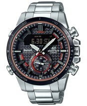 Brand New CASIO Men's Edifice Tough Solar Bluetooth Quartz Watch(ECB-800... - $235.00