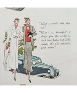 1933 Saturday Evening Post Chevrolet Print Ad No Wonder Chevrolet's The ... - $15.75
