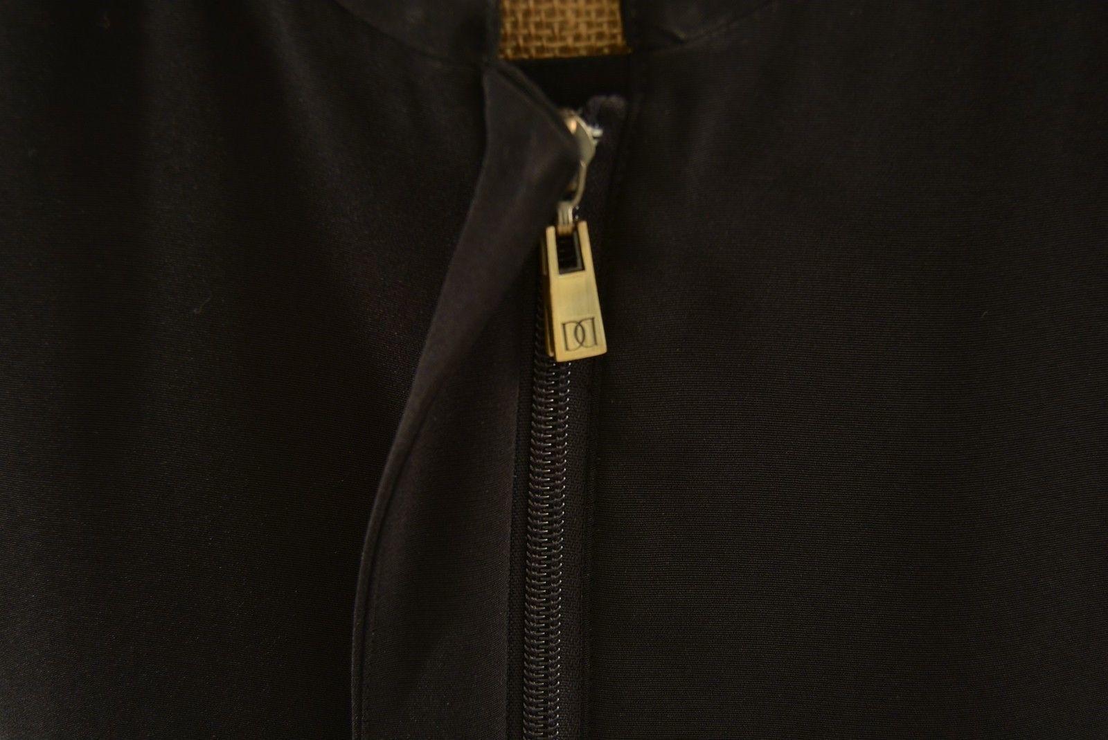 Women's 10/16 M/XL Black DonCaster 2-Piece Pant Suit