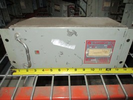 Frank Adam KLAMPSWFUZ KSF10333 100A 3PH 240V Fusible Panelboard Switch Used - $400.00