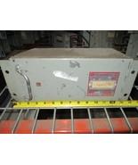 Frank Adam KLAMPSWFUZ KSF10333 100A 3PH 240V Fusible Panelboard Switch Used - $400.00
