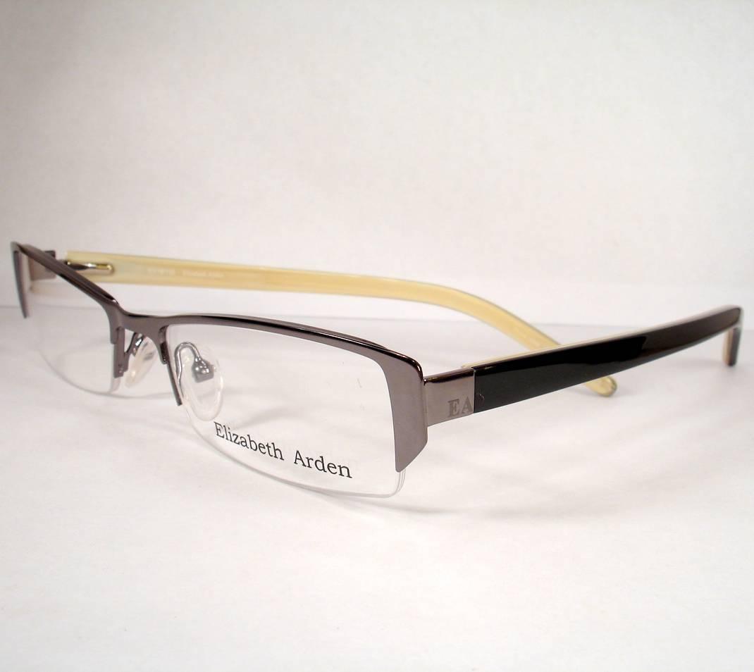 553a78ee718 Elizabeth Arden 1917 Black 2 Women Eyeglasses Eyewear Frames Designer