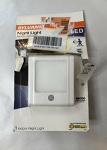 Sylvania 0.2W Square Motion Activated LED Night Light Open Box Functional - $8.80