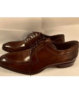 To Boot New York Adam Mens 11.5 Brown Cap Toe Oxford Dress Shoes - $59.40