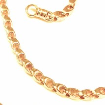 SOLID 18K YELLOW GOLD BRACELET, 8.3 INCHES, 3 MM DROP TUBE LINK, POLISHED image 2