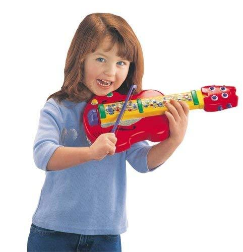 Fisher Price 2-in-1-Bach 'n Rock Guitar