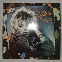 "PAT BENATAR ""Seven The Hard Way"" Vinyl Record - £20.33 GBP"