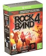 Rock Band 4 Bundle with Legacy Game Controller Adapter - Xbox One - $157.06