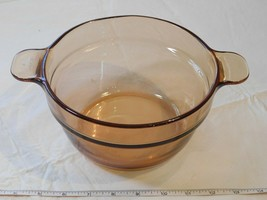 Vision Corning France V-20-B Double Boiler Bowl Glass (no pot or lid) Mixing - $26.40