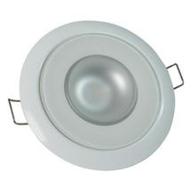 Lumitec Mirage - Flush Mount Down Light - Glass Finish/White Bezel - Whi... - $57.99
