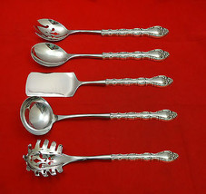 Impresario by Oneida Sterling Silver Hostess Set 5pc HHWS  Custom Made - $409.00