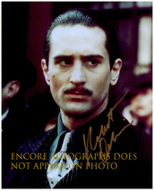Robert Deniro Authentic Original Signed Autographed 8X10 w/ Coa 815 - $125.00