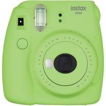 Fujifilm 16550655 instax mini 9 Instant Camera (Lime Green) - $92.32