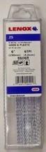 "Lenox 20492B606R 6"" x 6TPI Wood & Plastic Reciprocating Saw Blade USA 25... - $34.65"