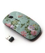 Wireless Optical Mouse Laptop USB Computer Cordless Accessories Birthday... - €24,57 EUR