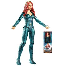 "DC Comics 2018 Aquaman MERA 12"" True Moves Action Figure Doll - $24.99"