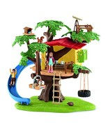 Schleich 42408 Adventure Tree House Play Set, Multicolor - $61.83