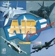 [CD-ROM] Air Commanders, The Modern US Air Force from Softkey [CD] - $29.99