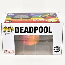 Funko Pop! Marvel Pride 2021 Rainbow Deadpool #320 Vinyl Figure image 6