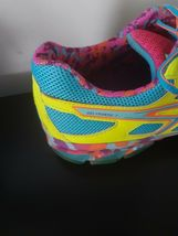 Asics Gel Franctic 7 Sneakers Shoes Running Training Size 10 Womens Multi Color image 5