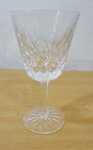 Waterford Crystal Lismore Wine Glass Goblet 6 inch - $49.00