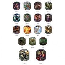 Magic the Gathering Relic Tokens Lineage Collection Booster Box MTG ULP8... - $109.99