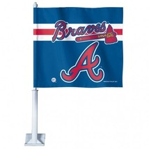 Atlanta Braves Car Flag - $12.95